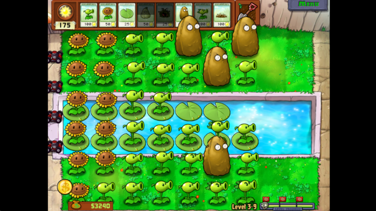 Plants vs Zombies 11