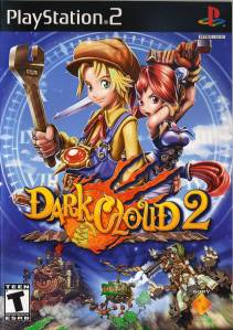 Dark Cloud 2 Cover