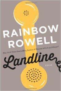 Rainbow Rowell Landline Cover