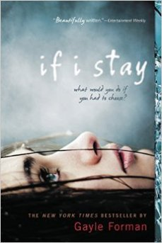 If I Stay Book Cover