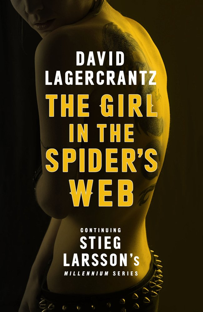 Girl In The Spider S Web