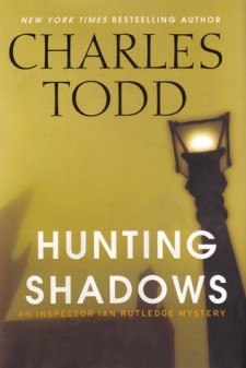 Hunting Shadows Charles Todd Book Cover