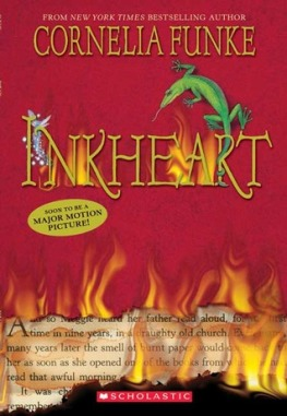 Inkheart is the first book I'd ever read that truly captivated me.
