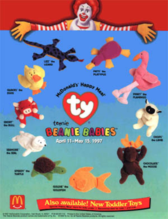 Beanie-Babies-Poster