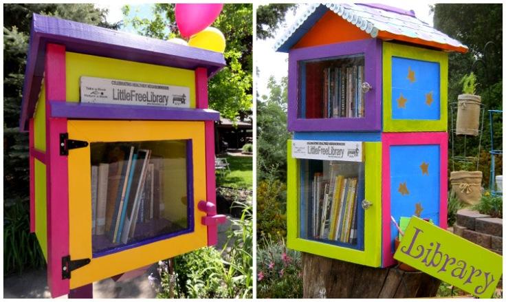 Free Library Kiosks