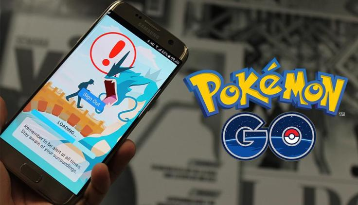 Pokemon Go Video Game 2