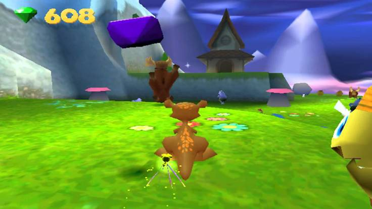 Spyro Year of the Dragon 2