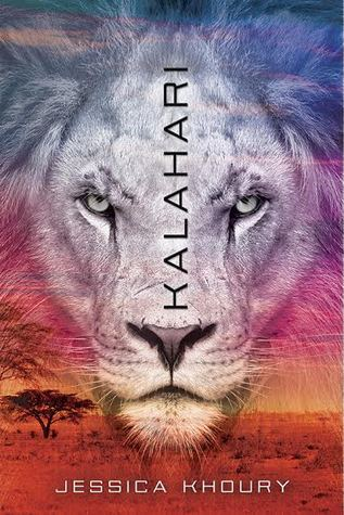 Kalahari Book Cover