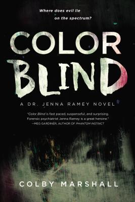 Color Blind Book Cover