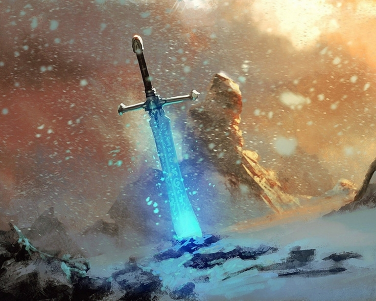 Flash Fiction Challenge Picture Sword