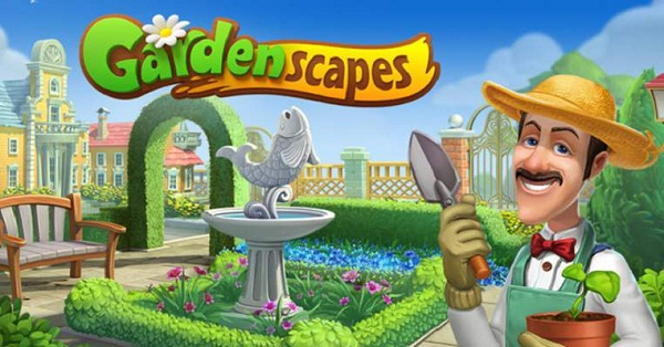 Gardenscapes App Game