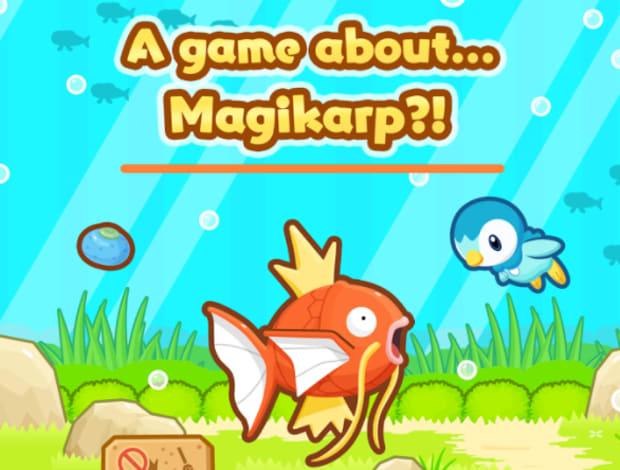 Pokemon Magikarp Jump Image1