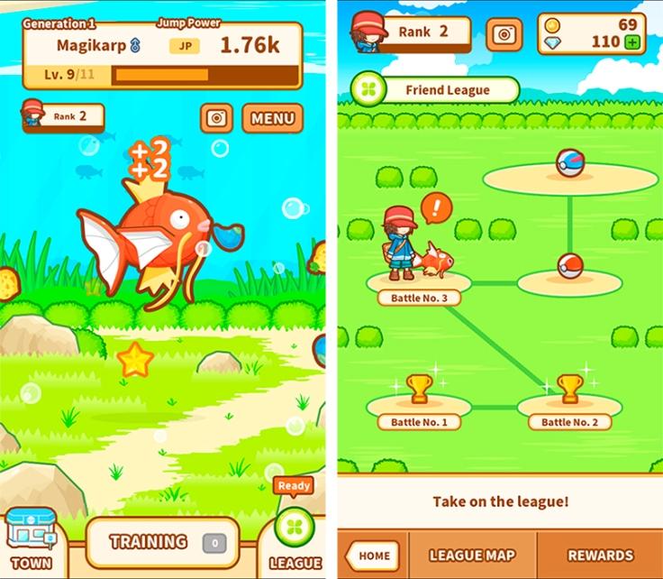 Pokemon Magikarp Jump Image2