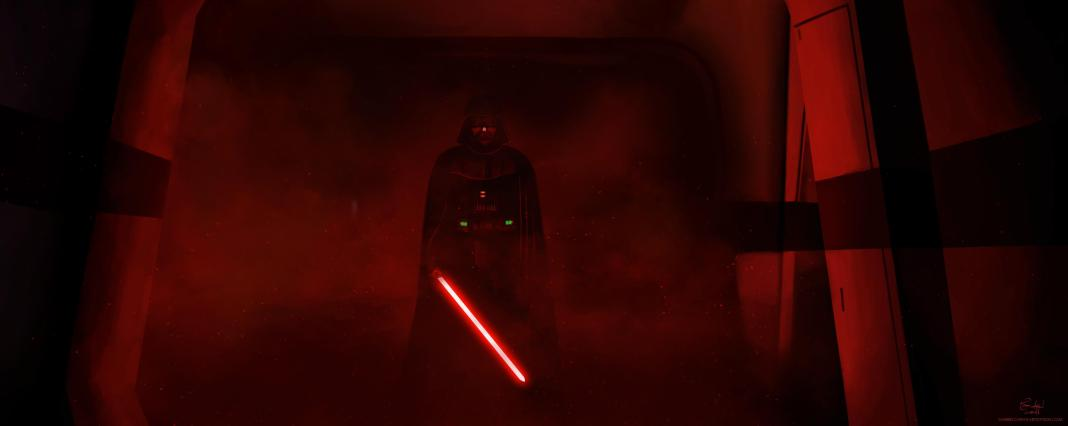 Star Wars Rogue One Darth Vader