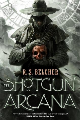 The Shotgun Arcana Book Cover