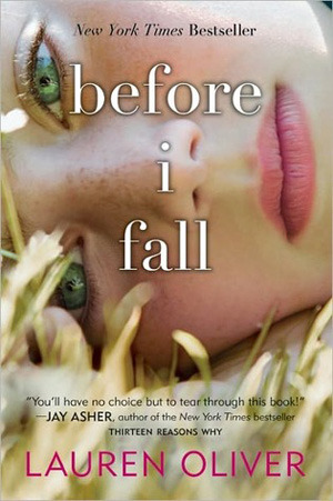Before I Fall Book Cover