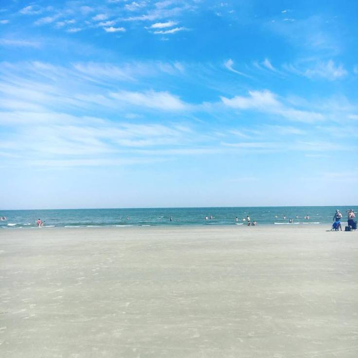 Sullivan's Island Beach Trip Five