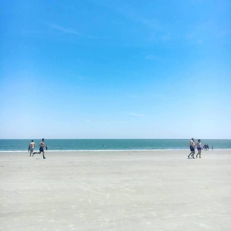 Sullivan's Island Beach Trip One