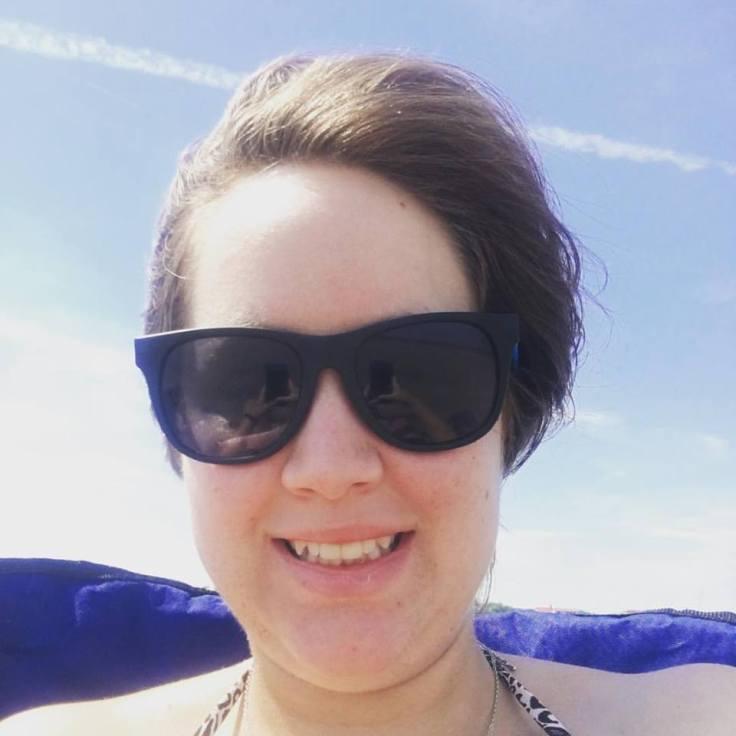 Sullivan's Island Beach Trip Selfie