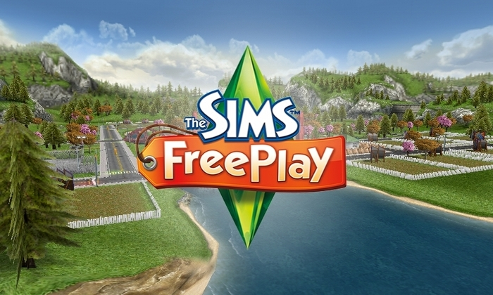 The Sims Freeplay Image Two