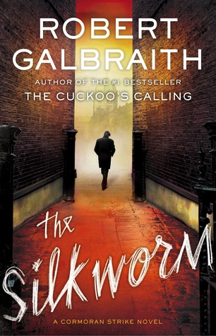 The Silkworm Book Cover