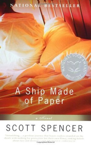 A Ship Made of Paper Book Cover