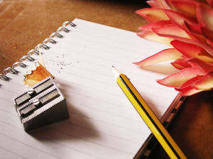 Confessions of A Writer #6 Writing Helps Me Heal Image