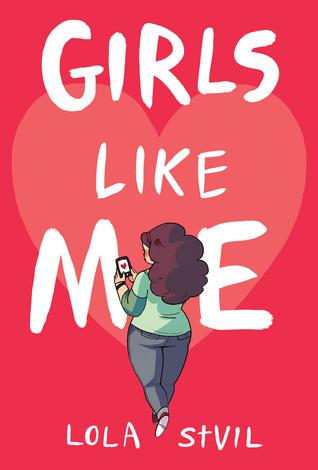 Girls Like Me Book Cover