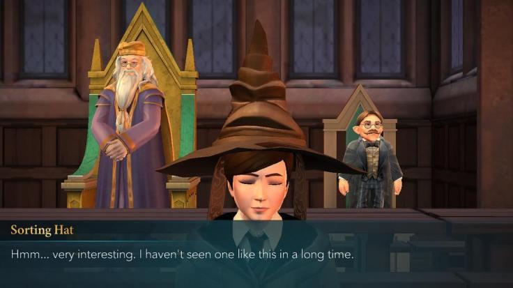 Harry Potter Hogwarts Mystery Me Sorting Hat