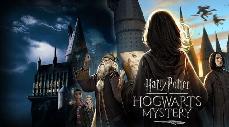 Harry Potter Hogwarts Mystery One