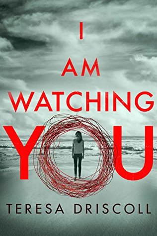 I Am Watching You Book Cover