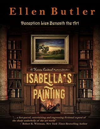 Isabella's Painting Book Cover