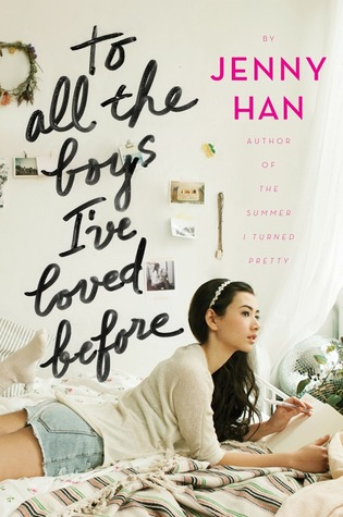 to all the boys i've loved before book cover