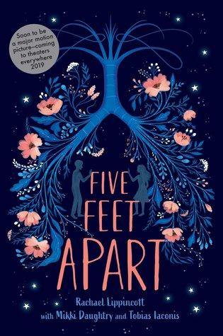 Five Feet Apart Book Cover