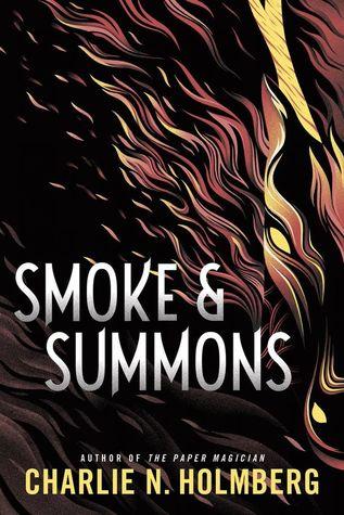 Smoke & Summons Book Cover