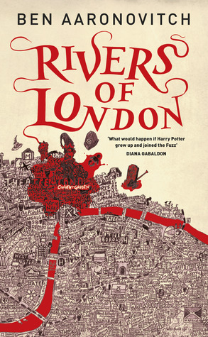 Rivers of London Book Cover